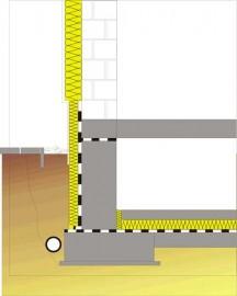 Chemia budowlana - Izolacja pozioma i pionowa w budynku  podpiwniczonym